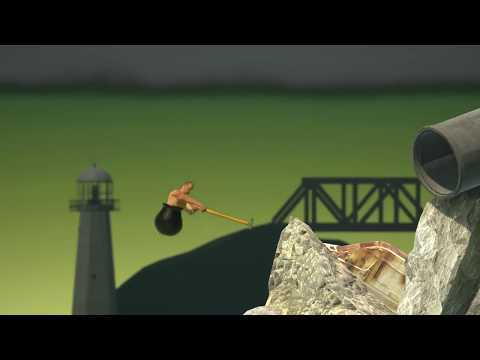 Getting Over It with Bennett Foddy Available via the Humble Monthly bundle October 2017. Wide release in December 2017.