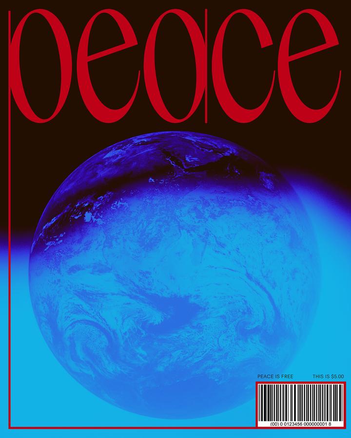 Peace zine