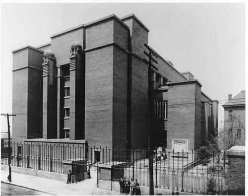 Larkin Building