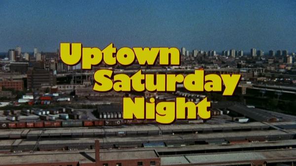 Uptown Saturday Night (1974)