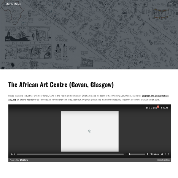 The African Art Centre (Govan, Glasgow)