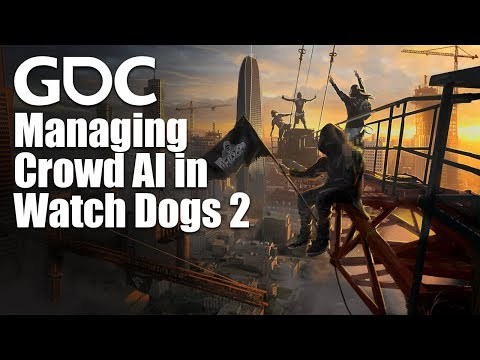 In this 2017 GDC talk, Ubisoft's Roxanne Blouin-Payer shows how Ubisoft approached emergent AI in order to fill Watch Dogs 2 with interesting, reactive characters to create countless unique, unscripted, but ultimately memorable anecdotes.