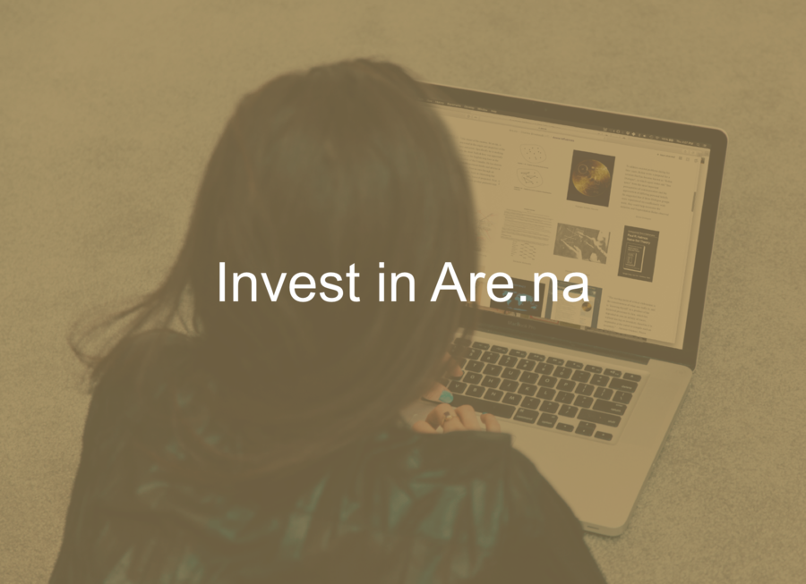 We are now letting anyone invest in Are.na. Here's why.