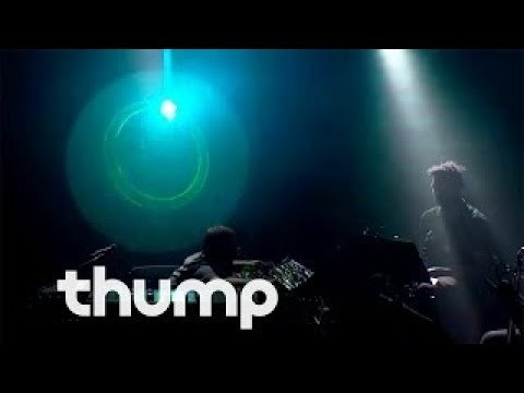 THUMP Sessions: Floating Points Live - The Best Documentary Ever