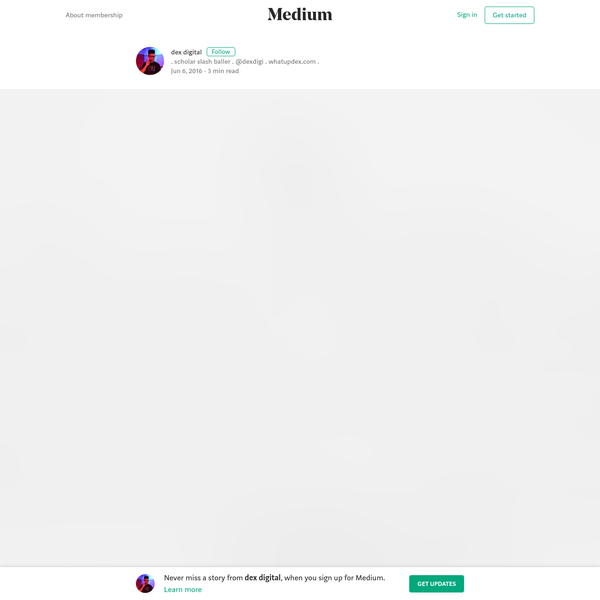 Muhammad Ali didn't 'transcend race'. As @Shaft said the other day, Transcending race/gender is what white people say when they begrudgingly accept us as equals. Not realizing that are the ones that need to transcend. So I made a Chrome extension to help people out in the meantime.