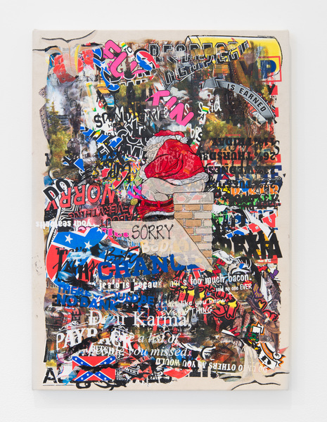 2018.03 Elaine Cameron-Weir and Borna Sammak: Independent New York, Not Yet Titled, 2018