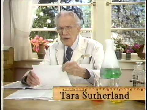 """Read, Write and Draw with Vincent Price: """"The Science Project"""" (1988)"""