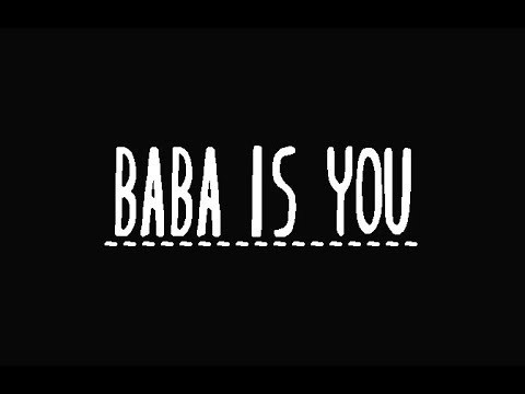 Baba Is You trailer