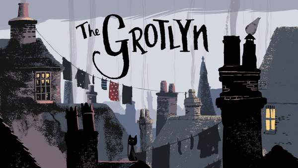 Trailer for Benji Davies' picture book, 'The Grotlyn'. Publishing 7 September 2017 in the UK.