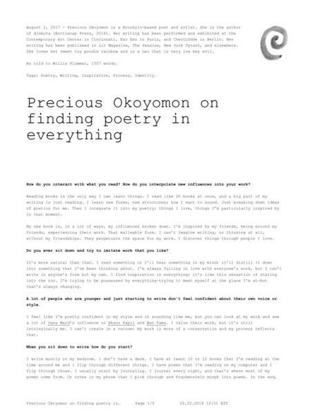 precious-okoyomon-on-finding-poetry-in-everything.pdf