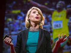 """Body language affects how others see us, but it may also change how we see ourselves. Social psychologist Amy Cuddy argues that """"power posing"""" - standing in a posture of confidence, even when we don't feel confident - can boost feelings of confidence, and might have an impact on our chances for success."""