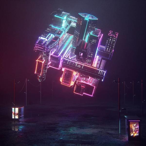 Gaslamp Patrón Shot - [DAY_745] Neo Tokyo kit by: @kitbash3d #cinema4d #c4d #maxon #octane #octanerender #Kitbash3D #KB3D #3d #design #digital #cyberpunk #neon #scifi #night #life #art #render #aftereffects #everyday #thegraphicspr0ject #mdcommunity #empireoffuture #d_expo #instaart #photoshop
