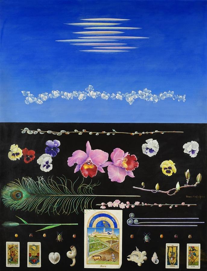Tateishi Tetsuomi - Spring (1973)