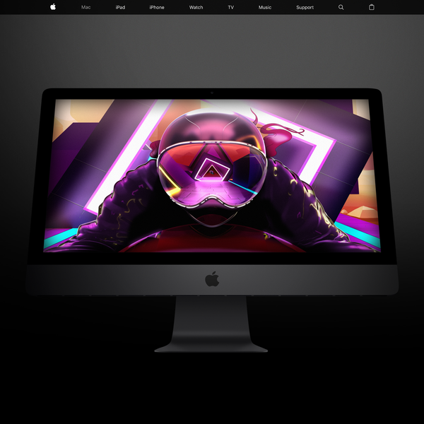 See how six visionary artists pushed iMac Pro to the limit. Watch the films and how they were made.