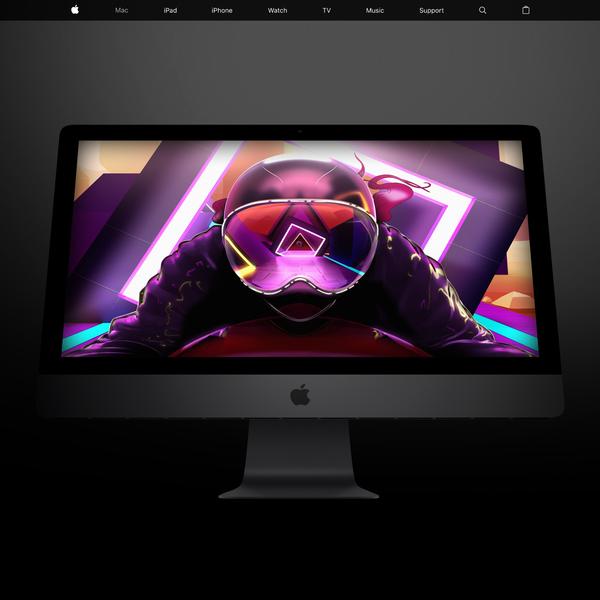iMac Pro - Films
