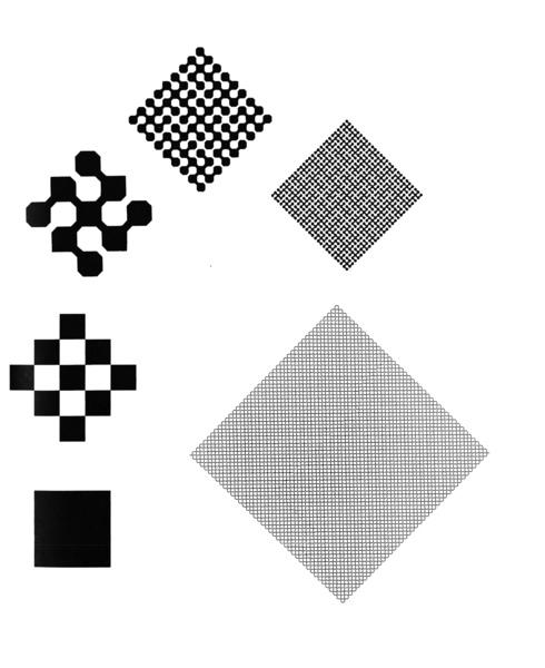 Mandelbrot, Benoit, _The Fractal Geometry of Nature_ [1977] (San Francisco: W. H. Freeman and Company, 1982), p. 63.