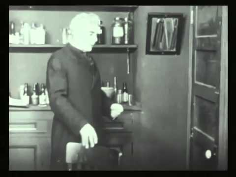 """""""Dr. Jekyll and Mr. Hyde"""" (1912) - Lucius Henderson, Florence La Badie, Thanhouser Company"""