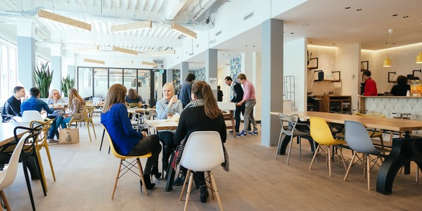 Weteringschans Amsterdam - Coworking Office Space | WeWork