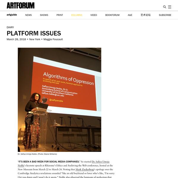 Platform Issues