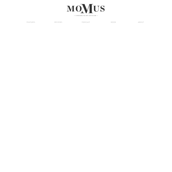MOMUS - A Return to Art Criticism