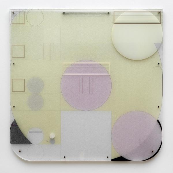 Wyn (Generation Unknown), 2018. 100×100×3cm.
