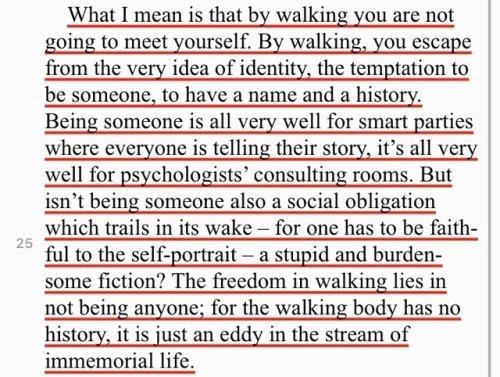 A Philosophy of Walking, Frédéric Gros