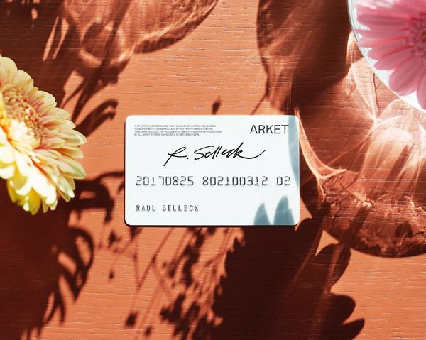 To celebrate the arrival of spring, ARKET holds a competition for 10 ARKET Cards, granting 25% off in ARKET stores and online for yourself and a friend during a whole year. - To participate, follow @arketofficial and write in comments: 1. Which is your favourite ARKET product and why? 2. Tag a friend you'd like to share the prize with and ask them to follow @arketofficial. - Competition closes on Friday, 30 March. The 5 winners will be announced 4 April. - By entering the competition, you and the tagged friend agree on the competition's Terms & Conditions and Privacy Policy. Read: bit.ly/ARKETcard. #ARKET #ARKETcard