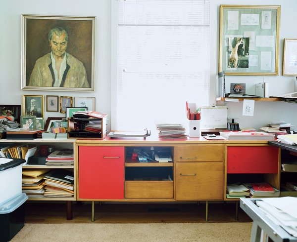 Jens Risom Cabinet