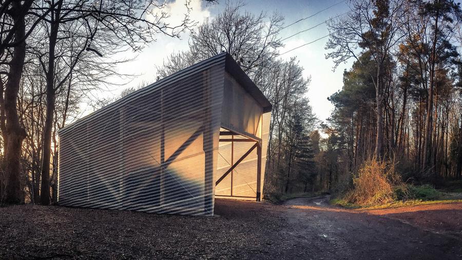 Ghost Barn - Invisibile Studios