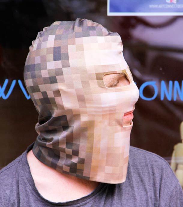 Martin Backes, Pixelhead, 2012