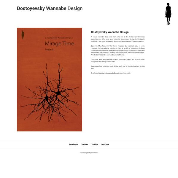 Dostoyevsky Wannabe Design