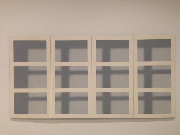 Window, 1968, Gerhard Richter.