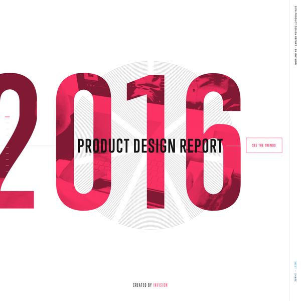 Product Design Industry Report 2016