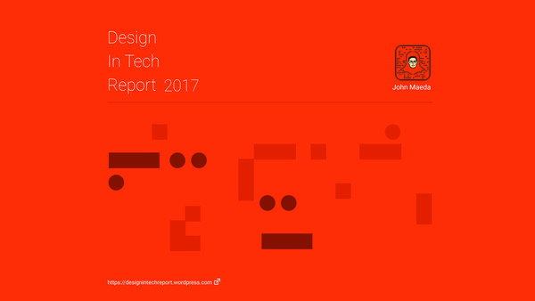 2017 Design in Tech PDF - Summary