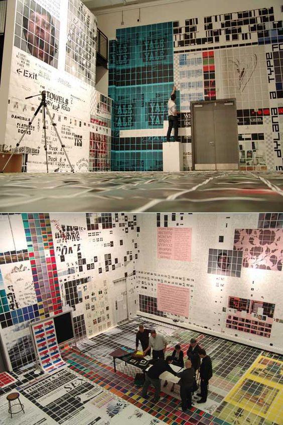 2006 Yale Graphic Design mfa Show