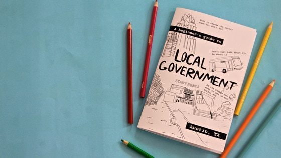 A Functional Democracy is raising funds for A Beginner's Guide To Local Government on Kickstarter! We're building a movement to create a more functional democracy by teaching millennials how to get involved in local government.