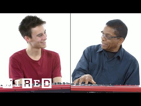 23-year-old musician, composer and multi-instrumentalist Jacob Collier explains the concept of harmony to 5 different people; a child, a teen, a college student, a professional, and jazz legend Herbie Hancock. Still haven't subscribed to WIRED on YouTube? ►► http://wrd.cm/15fP7B7 ABOUT WIRED WIRED is where tomorrow is realized.