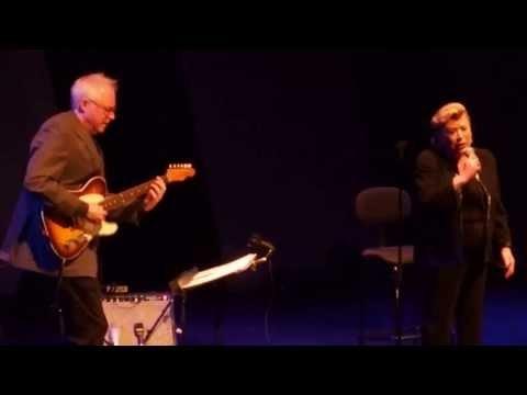 Marianne Faithfull and Bill Frisell - As Tears Go By @ Queen Elizabeth Hall, London 22.06.2013