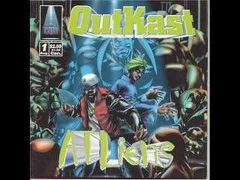 Classic southern hip-hop..Outkast in their prime