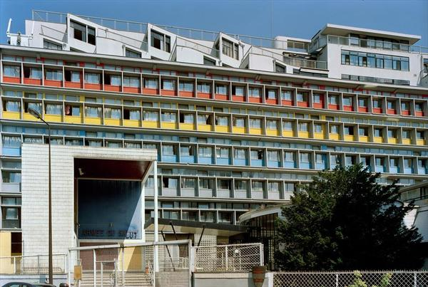 Le Corbusier / Cite de Refuge