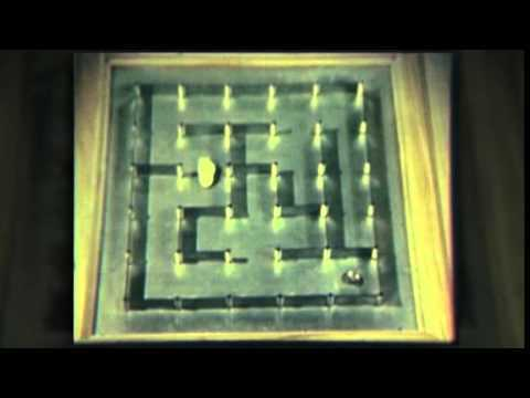 from http://techchannel.att.com/play-video.cfm/2010/3/16/In-Their-Own-Words-Claude-Shannon-Demonstrates-Machine-Learning