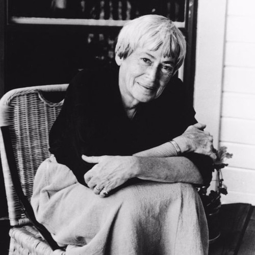 A Conversation with Ursula K Le Guin by A Phone Call From Paul