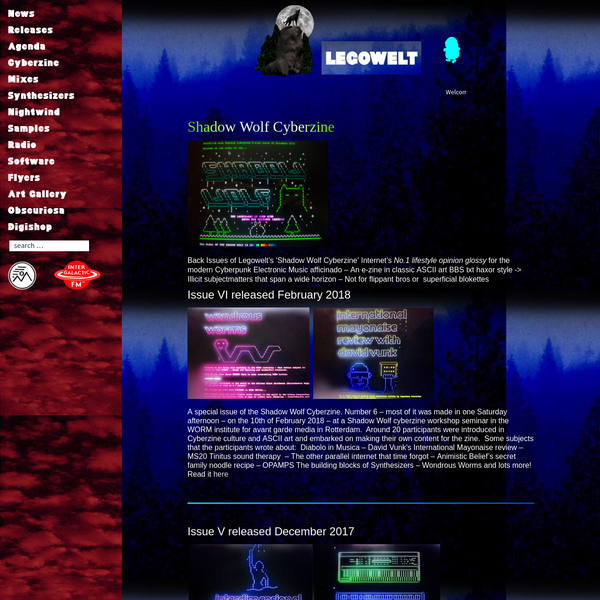 LEGOWELT OFFICIAL WEBSITE