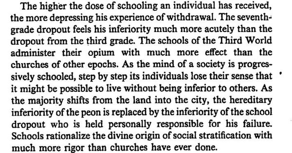 from Toward a History of Needs, by Ivan Illich