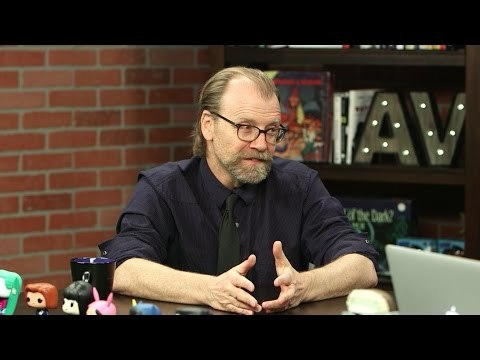 Literary superstar and all-around cool guy George Saunders stopped by The A.V. Club to talk about his new book and the value of literature in the current political climate. Saunders spoke of the need to both resist and practice empathy, the latter of which is a core component of literature.