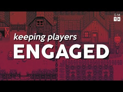 How to keep players engaged (without being evil)   Game Maker's Toolkit