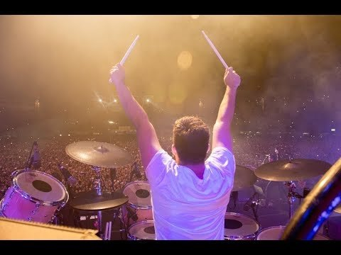 The Killers For Reasons Unknown with Jose Luis on Drums Mexico 2018