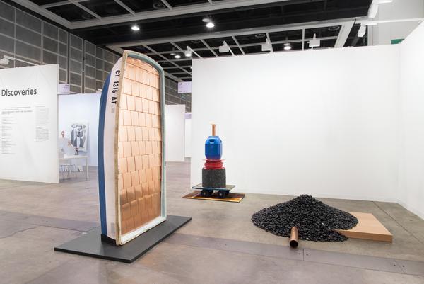 2018.03 Charles Harlan: Art Basel Hong Kong, Art Basel Hong Kong, 2018