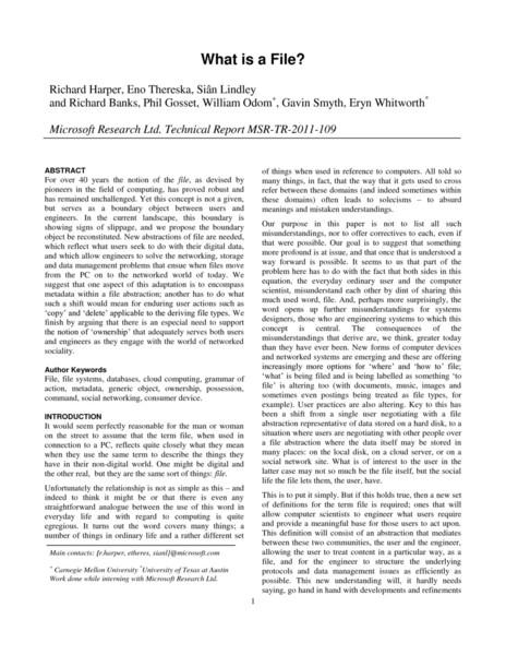 MSR-TR-2011-109.pdf