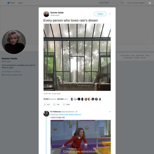 femme fatale on Twitter